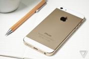 iPhone 5S Gold 16Gb Lock mới 100%