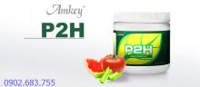 P2h Amkey cân bằng độ PH