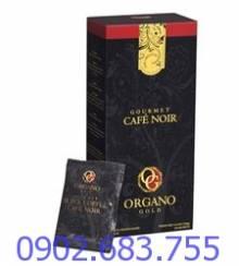 Cà phê đen Gourmet của Organo Gold (Black Coffee Café Noir)