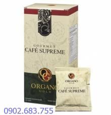 Cà phê Nhân sâm của Organo Gold (Gourmet Cafe Supreme)