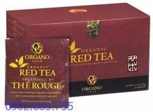 Trà đỏ hữu cơ linh chi Organic Red Tea của Organo Gold