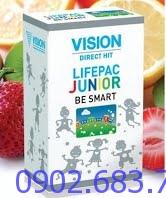 Sản phẩm Vision Lifepac Junior Be Smart
