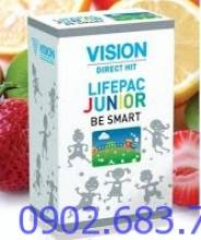 Sản phẩm Vision Lifepac Junior Be Smart