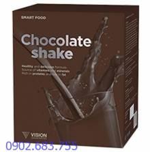 Chocolate Shake VISION Sữa Lắc Vị Sô Cô La (sản phẩm mới)