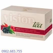 Vision tea Dâm bụt và quả cây rừng
