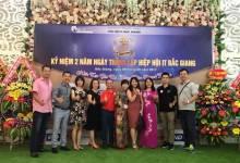 Kỷ niệm 2 năm ngày thành lập hiệp hội IT Bắc Giang