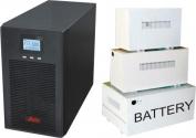 Bộ lưu điện UPS AR901IIH 1KVA (Chưa bao gồm Ắc quy)