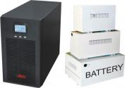 Bộ lưu điện UPS AR903IIH 3KVA (Chưa bao gồm Ắc quy)