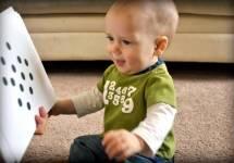 Lợi ích dạy trẻ học Toán bằng thẻ chấm bi