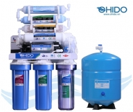 Máy lọc nước gia đình RO OHIDO T8080 8 cấp lọc