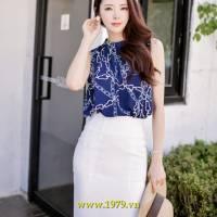 Áo sơ mi nữ Hàn Quốc hiệu Esther