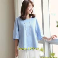 Áo phông nữ Hàn Quốc hiệu Codishe