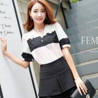 Top 10 Bộ sưu tập Áo sơ mi nữ Hàn Quốc