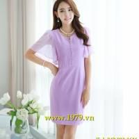 Top 10 Bộ sưu tập Váy liền thân Hàn Quốc