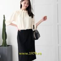 Váy liền thân Hàn Quốc hiệu Codishe