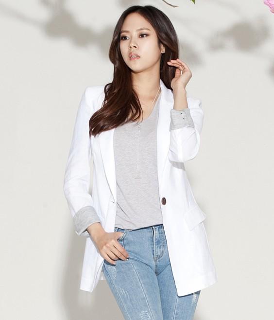 Áo Vest nữ Hàn Quốc JK5602