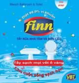 FINN tẩy rửa toile...
