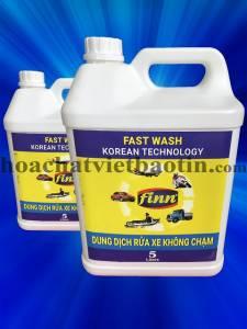 Nước rửa xe không chạm FINN