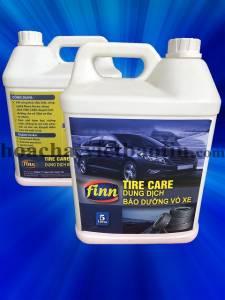 FINN TIRE CARE - Dung dịch làm bóng vỏ xe