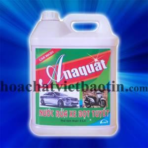 ANAQUAT - Chất rửa xe bọt tuyết