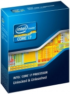 Intel Core i7-3820 Processor (3.6GHz up to 3.8GHz, 10MB