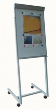 bảng flipchart chân xếp chữ Z,B1220