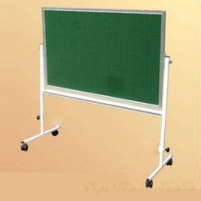 bảng từ xanh có chân 1,2x1m