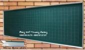bảng chống lóa kẻ ô tiểu học kích thước 1,225x3,6m
