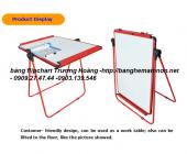 bán bảng flipchart chữ u (70x100) chân gấp silicon fb-66