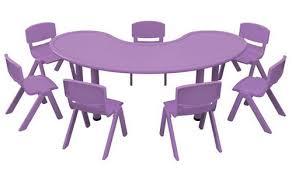 Bàn ghế mẫu giáo 02