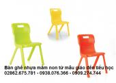 Ghế nhựa trẻ 04