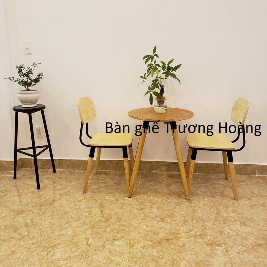 Bàn ghế khách sạn Trương Hoàng TH-BGKS01