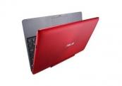 Máy tính bảng tích hợp bàn phím Asus TRANSFORMER BOOK T100TA-DK050H Red