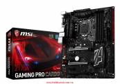 Mainboard Z170A GAMING PRO CARBON