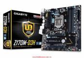 Bo mạch chủ Mainboard GIGABYTE GA Z170M D3H DDR4