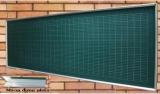 Bảng từ xanh treo tường dùng để viết phấn