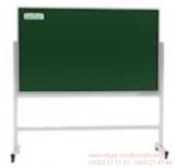 bảng từ xanh có chân di động 1,2x3,6m