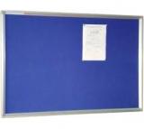 Bảng ghim khung nhôm kính dành cho văn phòng và trường học