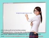 Bảng trắng giá rẻ kích thước 1200 x 1000 mm