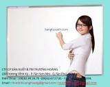 Bảng trắng viết bút lông kích thước 1200 x 1800 mm