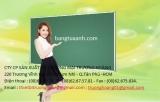 Bảng học cho bé kích thước 1200 x 3300 mm