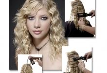 Máy ép tóc , máy là tóc , máy dập tóc , máy duỗi tóc