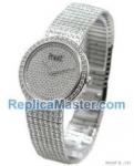 Piaget full diamond ( Mã P02X WW)