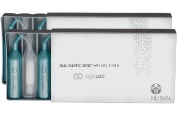 Galvanic spa facial gel - Trẻ hoá làn da chỉ sau 10p