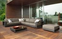 Nội thất ngoài trời - Sàn gỗ ngoài trời tự nhiên, Ốp trần ngoài trời, Bàn ghế ngoài trời