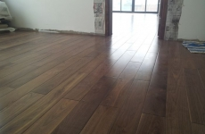 Ván sàn gỗ walnut wood flooring - Hoangphatwood