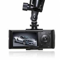 Camera hành trình 2 camera R300