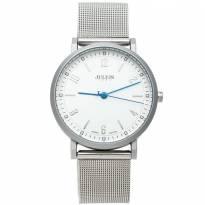 Đồng hồ nam JULIUS JA-867 dây thép (trắng bạc)