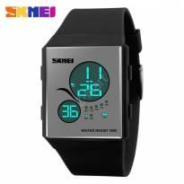 Đồng hồ Led SKMEI Unisex (Đen)