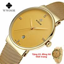 Đồng hồ nam WWOOR  X-Men Pro (vàng)